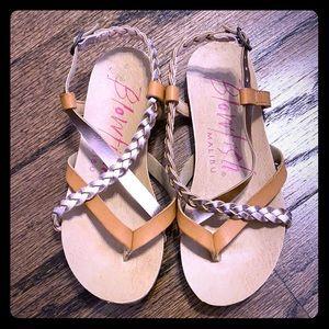 Blowfish Girls Sandals.
